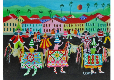 ARACY ARTISTA NAIF